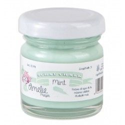 "Pintura CHALK PAINT"" MINT"" 30ml"