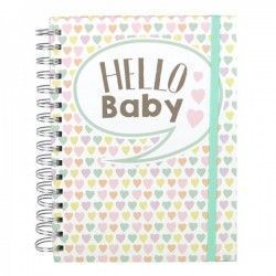 "Planner ""HELLO BABY"""